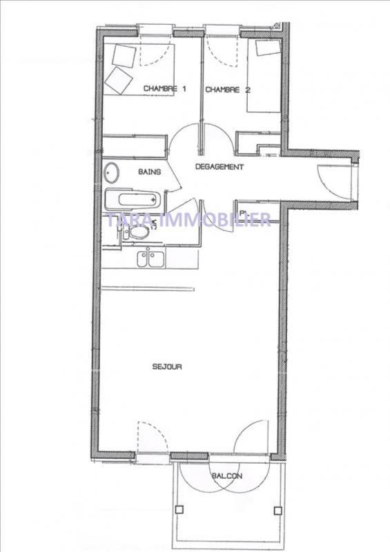 Sale apartment Chamonix mont blanc 425000€ - Picture 9