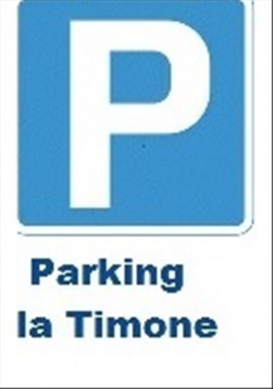 Rental parking spaces Marseille 5ème 80€ CC - Picture 1