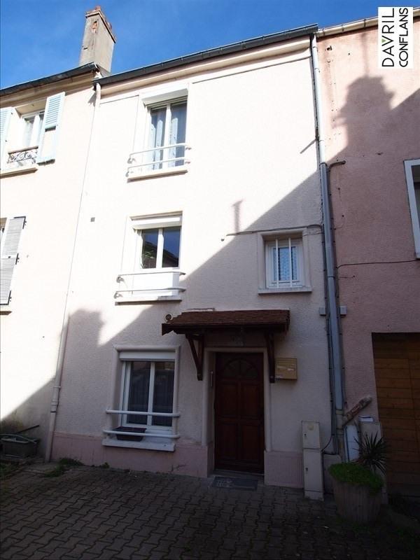 Vente maison / villa Conflans ste honorine 319000€ - Photo 1