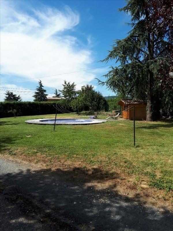 Vente maison / villa Liergues 315000€ - Photo 2