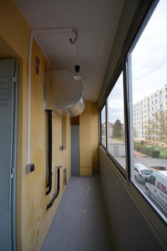 Verhuren  appartement Bourgoin jallieu 650€ CC - Foto 6