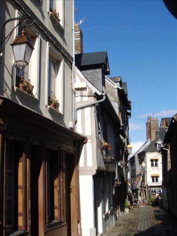 Venta de prestigio  casa Honfleur 410000€ - Fotografía 3