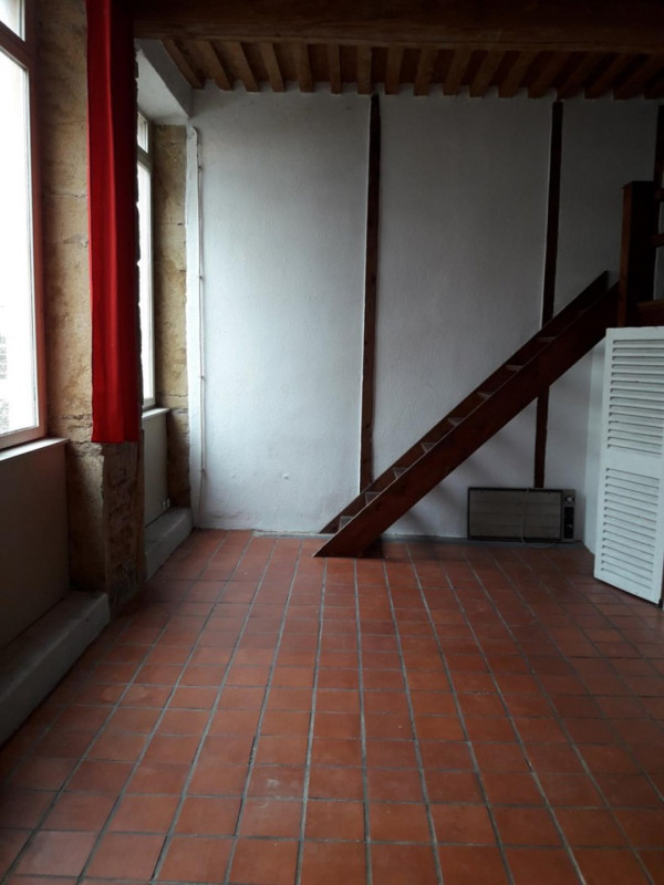 Alquiler  apartamento Lyon 1er 670€ CC - Fotografía 1