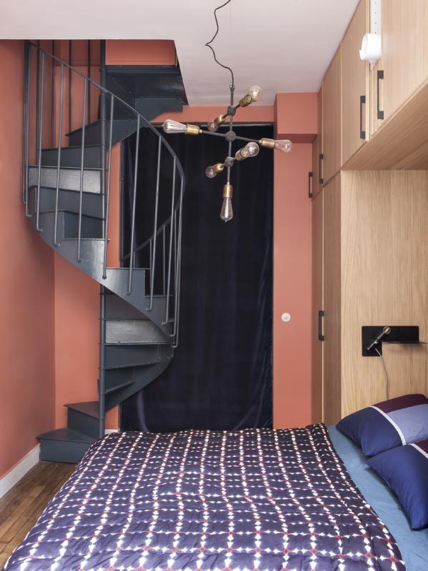 Vente de prestige appartement Paris 3ème 1850000€ - Photo 8