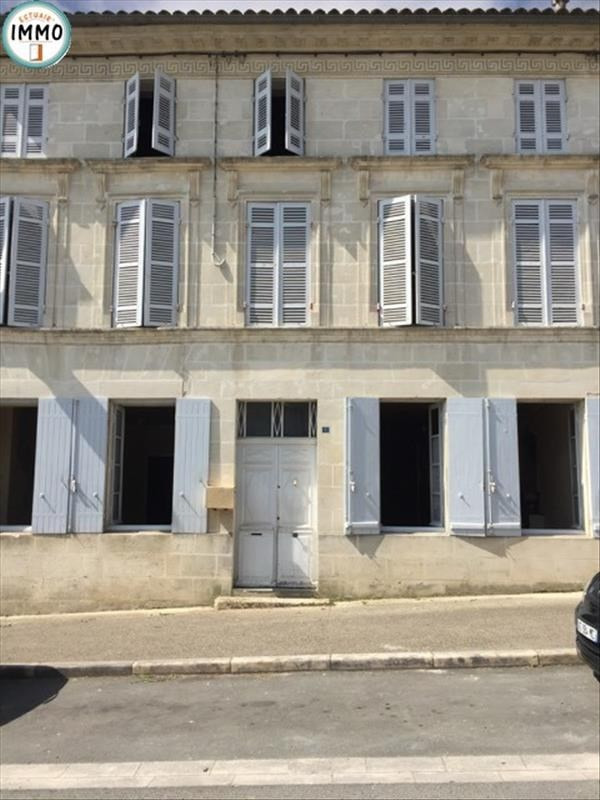 Vente maison / villa Mortagne sur gironde 137 500€ - Photo 1