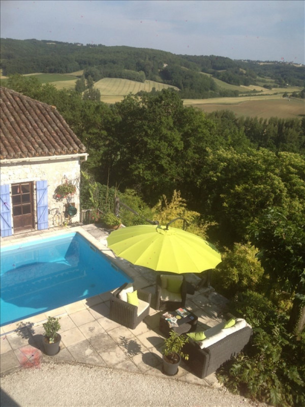 Deluxe sale house / villa Beauville 351 750€ - Picture 4