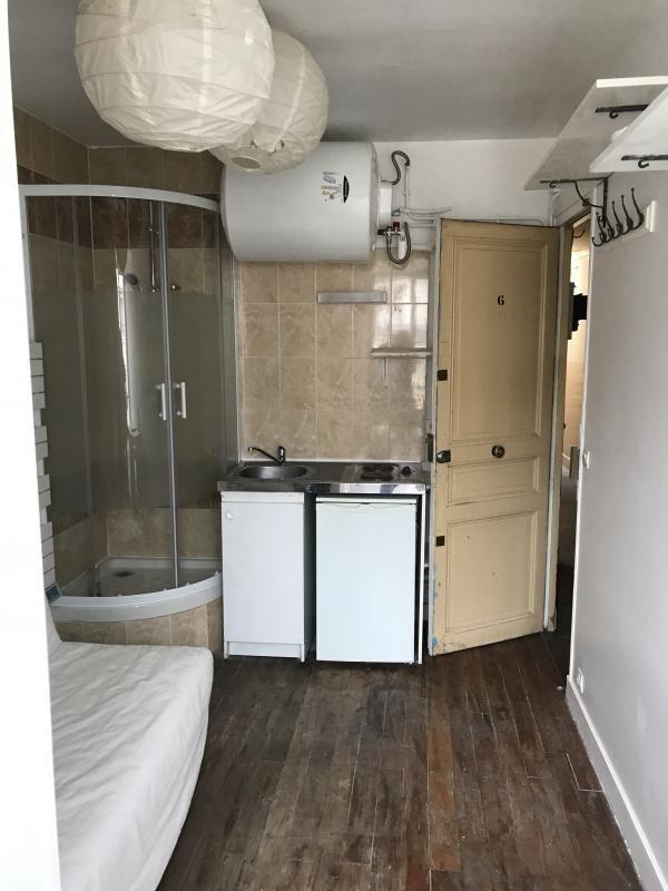 Sale apartment Paris 16ème 122000€ - Picture 3
