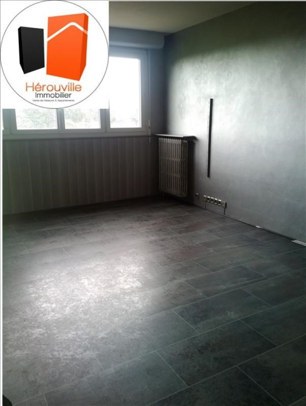 Vente appartement Herouville st clair 79000€ - Photo 1