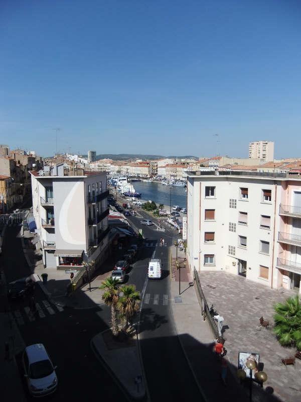 Vente appartement Sete 185000€ - Photo 1