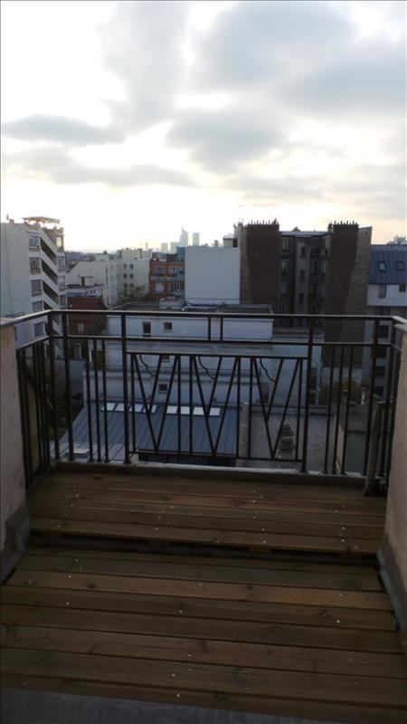 Location appartement Asnieres sur seine 1 400€ CC - Photo 6