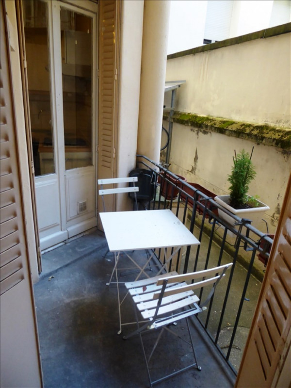 Sale apartment Lyon 6ème 462 000€ - Picture 2