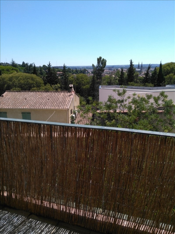 Rental apartment Nimes 775€ CC - Picture 1