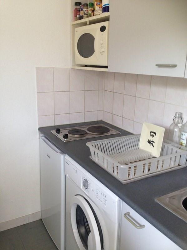 Rental apartment St chef 500€ CC - Picture 2