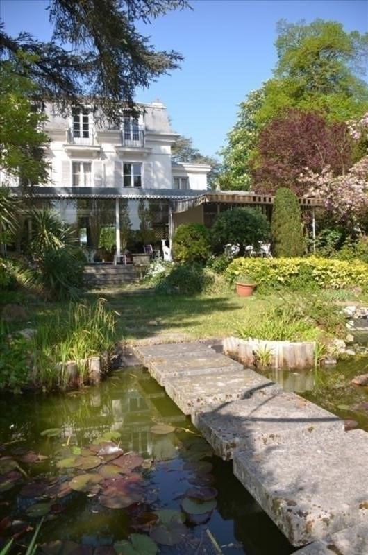Deluxe sale house / villa Croissy sur seine 2266000€ - Picture 4