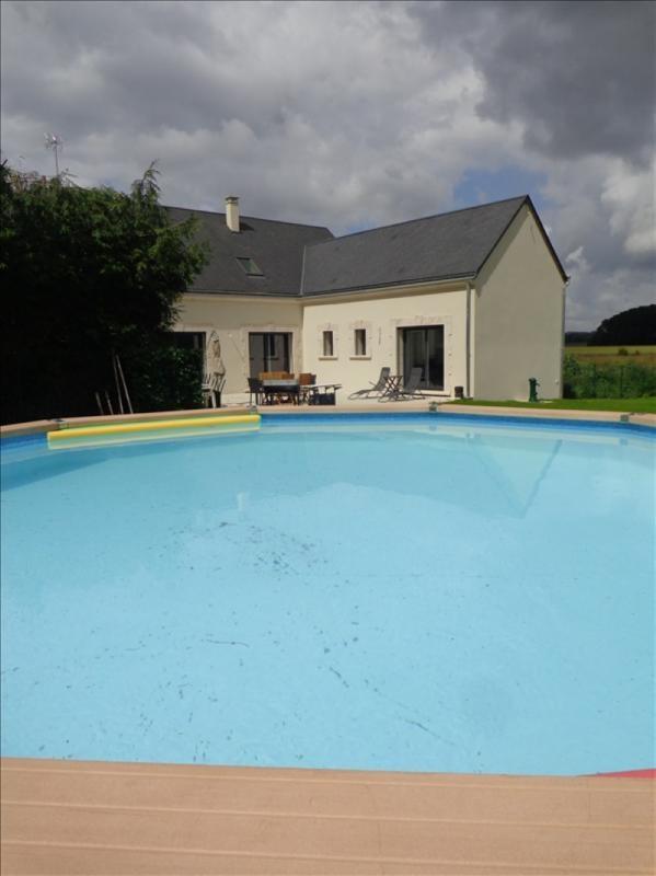 Deluxe sale house / villa Vineuil 365000€ - Picture 2