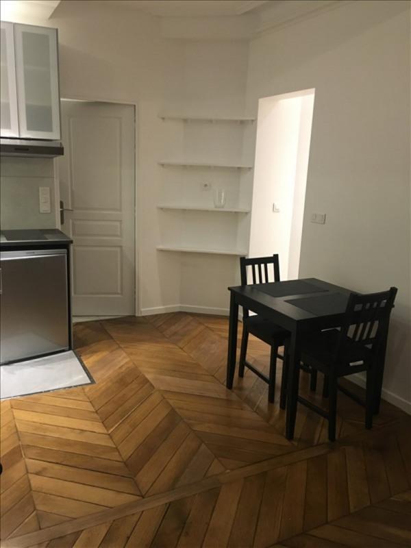 Rental apartment Paris 10ème 1000€ CC - Picture 1