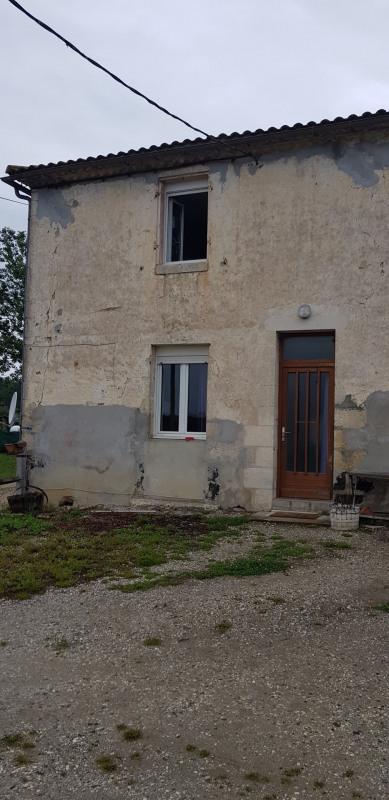 Rental house / villa Saint-morillon 615€ CC - Picture 1