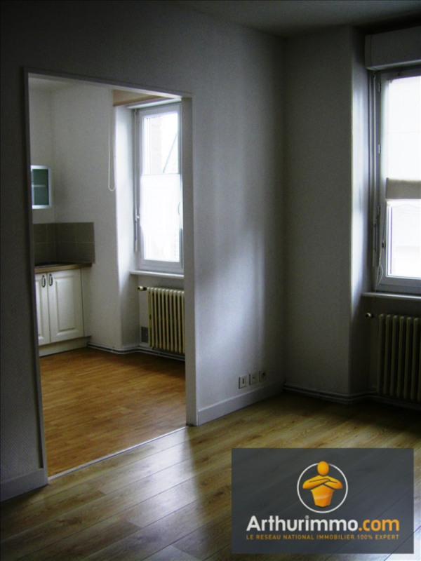 Rental apartment St brieuc 400€ CC - Picture 3
