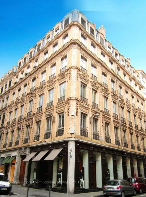 Vermietung wohnung Lyon 1er 825€ CC - Fotografie 6