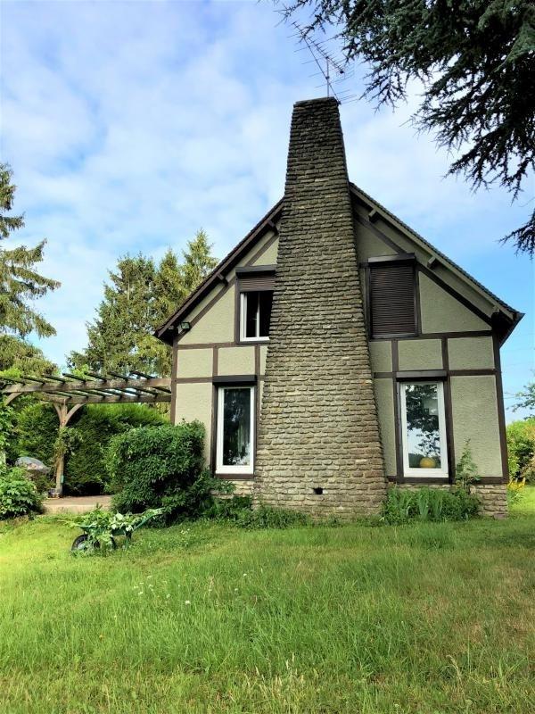 Sale house / villa Martagny 220000€ - Picture 5