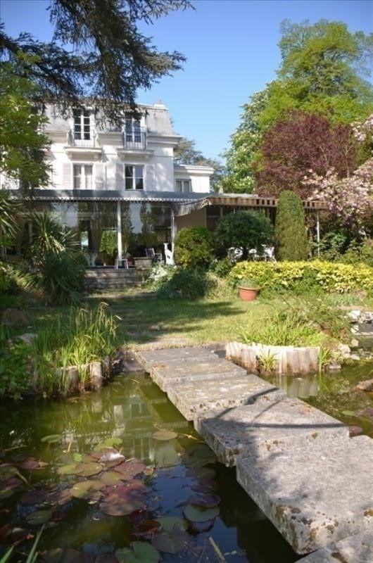 Vente de prestige maison / villa Croissy-sur-seine 1995000€ - Photo 3