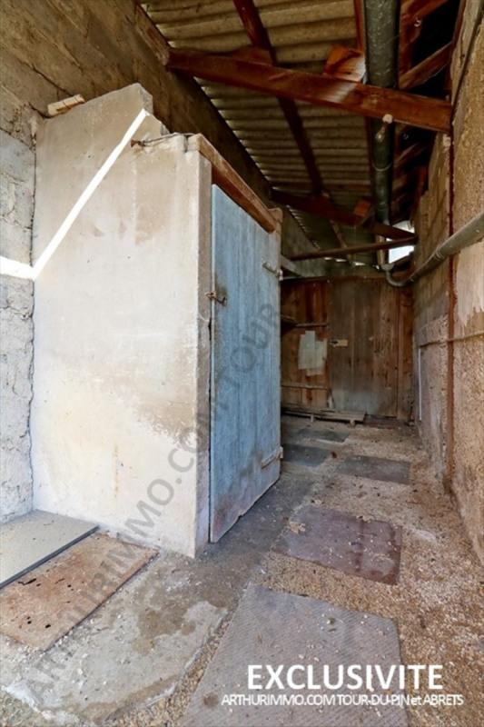 Vente maison / villa La tour-du-pin 89000€ - Photo 9