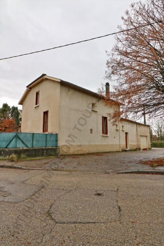 Vente maison / villa La tour du pin 195000€ - Photo 8