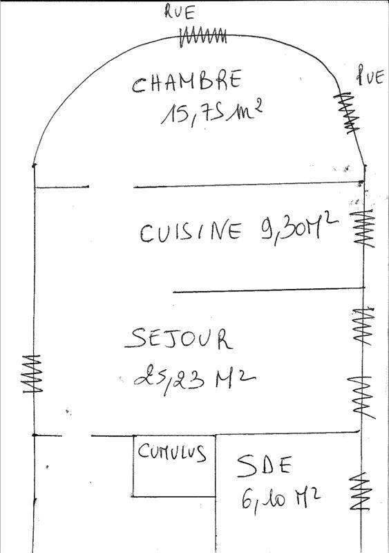Sale apartment Agen 70200€ - Picture 3