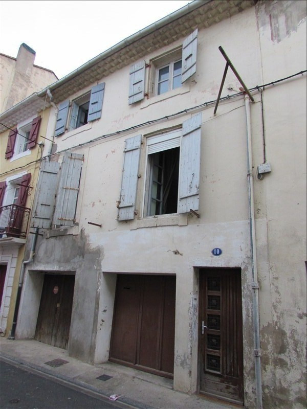 Vente maison / villa Beziers 81 000€ - Photo 1