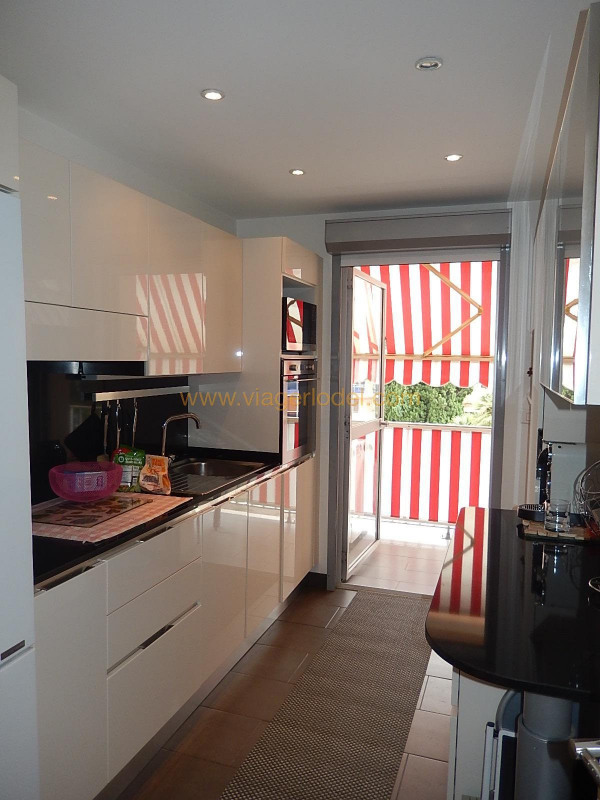 Life annuity apartment Roquebrune-cap-martin 110000€ - Picture 5