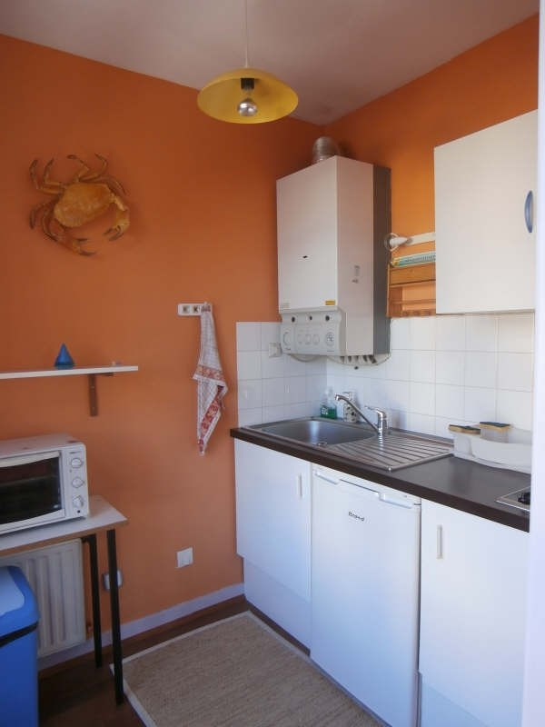 Sale apartment Douarnenez 42 400€ - Picture 2
