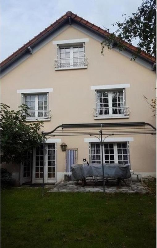 Sale house / villa Gournay souyr marne 499000€ - Picture 1