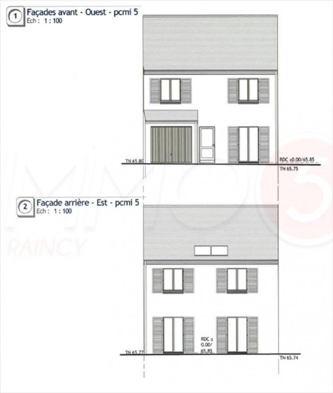 Sale house / villa Villemomble 189000€ - Picture 4