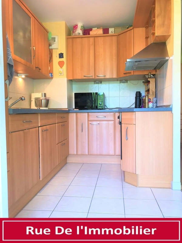 Vente appartement Soufflenheim 165000€ - Photo 4