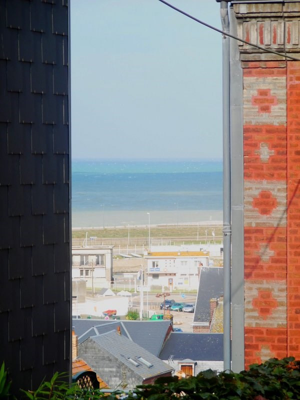 Sale apartment Le treport 60 000€ - Picture 4