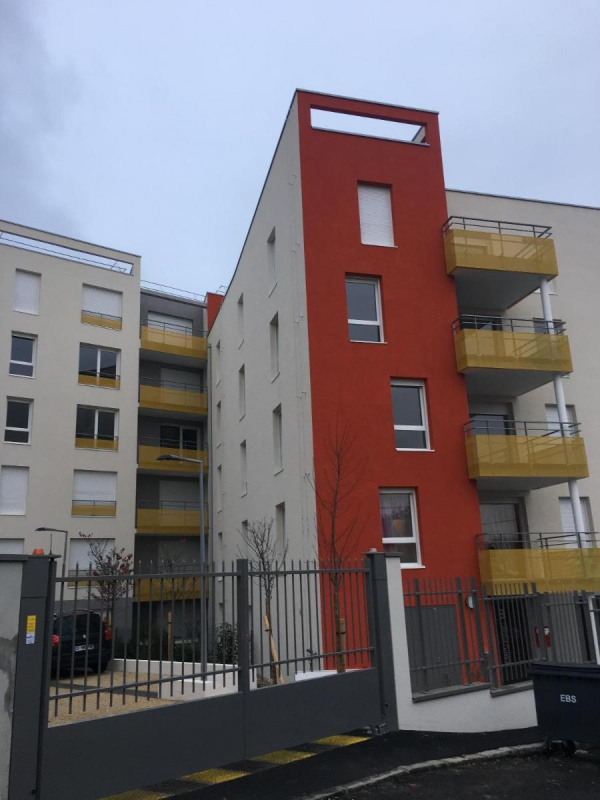 Location appartement Venissieux 545€ CC - Photo 1