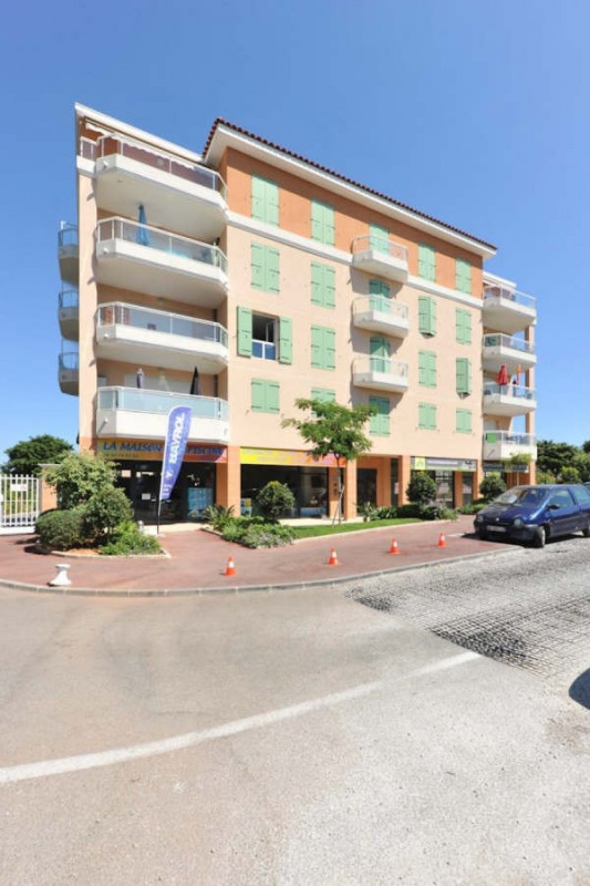Vente parking Antibes 28 000€ - Photo 1