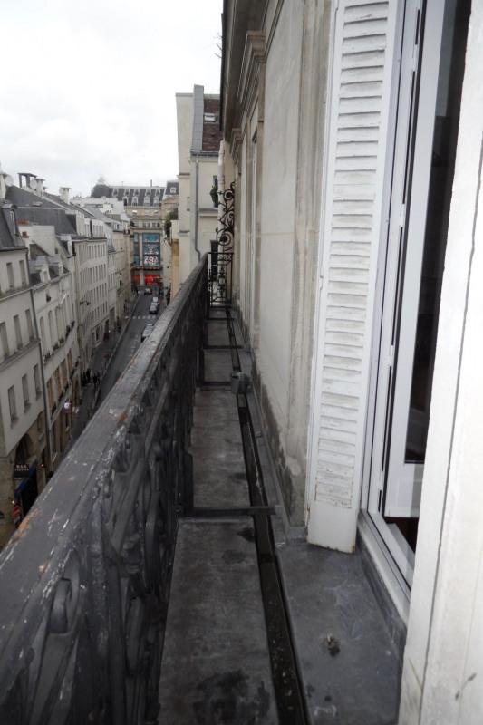 Rental apartment Paris 1er 2525€ CC - Picture 9