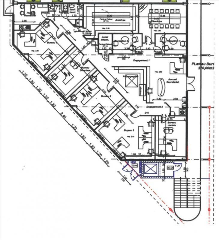 Location bureau Langon 2600€ HT/HC - Photo 1