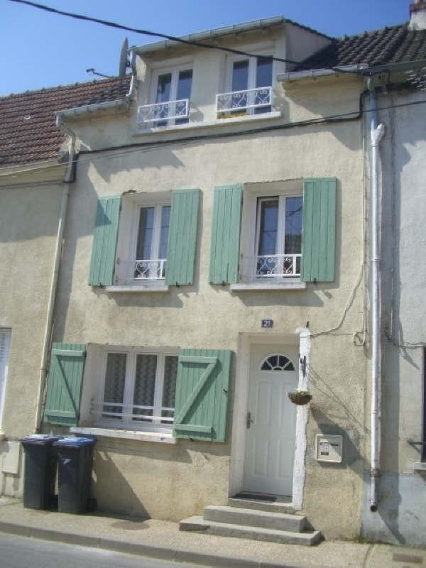 Sale house / villa La ferte sous jouarre 128 000€ - Picture 1