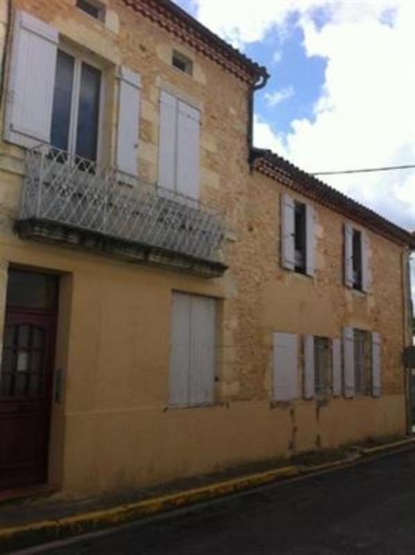 Produit d'investissement immeuble Lesparre medoc 273000€ - Photo 1