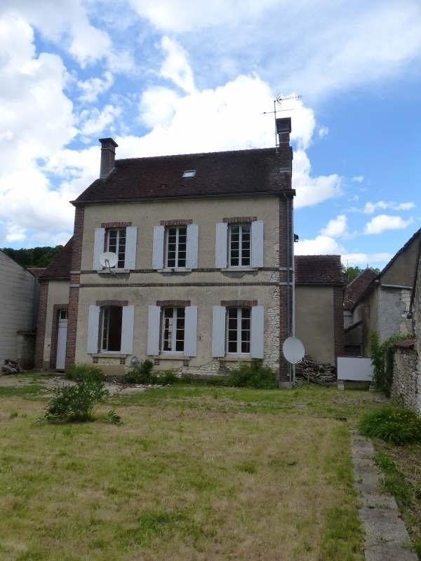 Vente maison / villa Venizy 117000€ - Photo 1