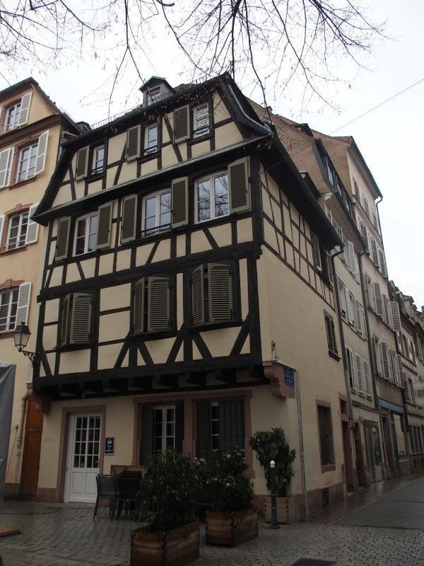 Location appartement Strasbourg 650€ CC - Photo 10