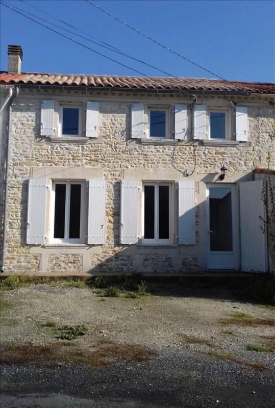 Vente maison / villa Moragne 123000€ - Photo 1