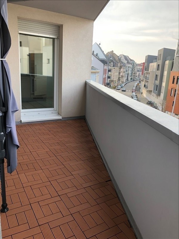 Rental apartment Strasbourg 1 150€ CC - Picture 2