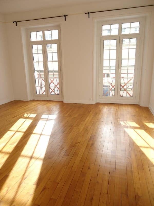 Rental apartment Brest 775€cc - Picture 1