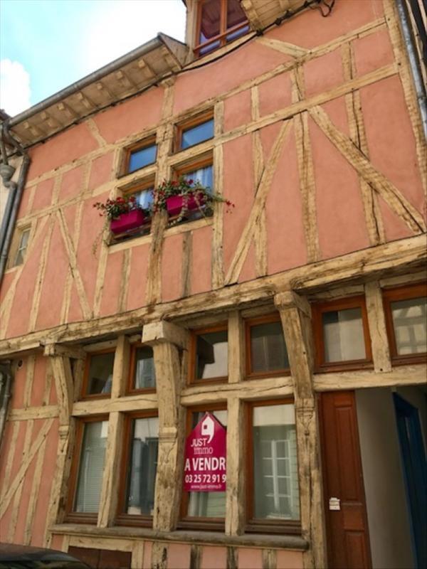 Produit d'investissement maison / villa Troyes 229000€ - Photo 1