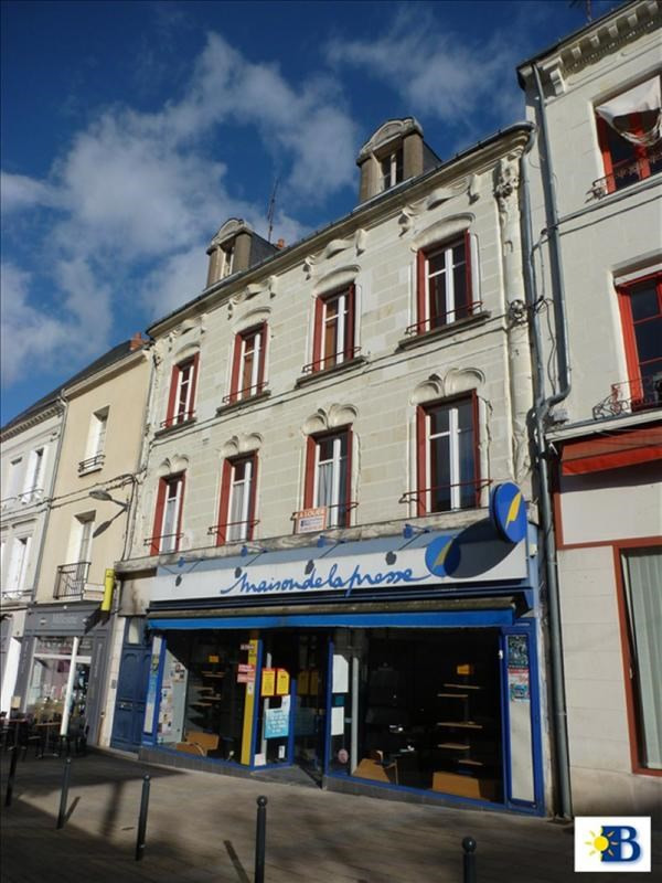Vente immeuble Chatellerault 148 400€ - Photo 1