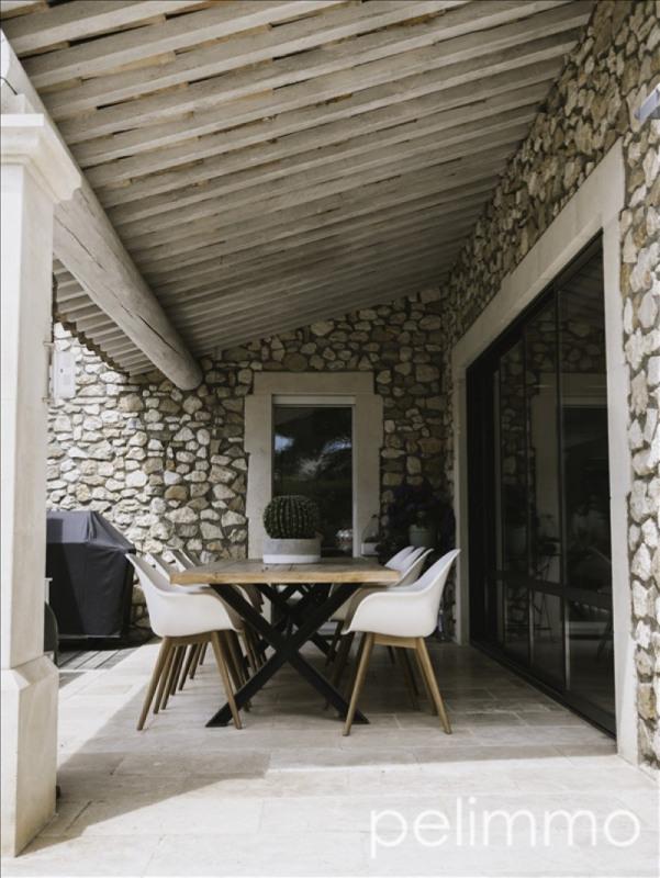 Deluxe sale house / villa Aureille 1490000€ - Picture 3