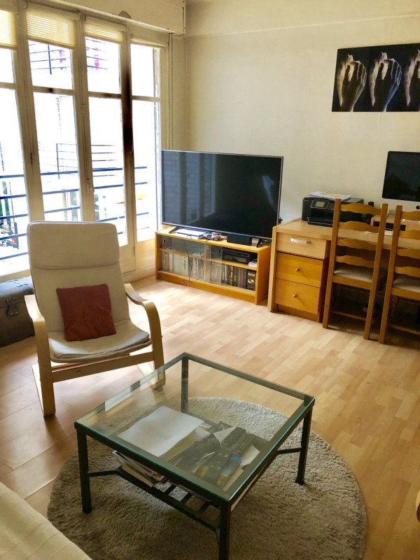 Vente appartement Paris 17ème 415 000€ - Photo 3